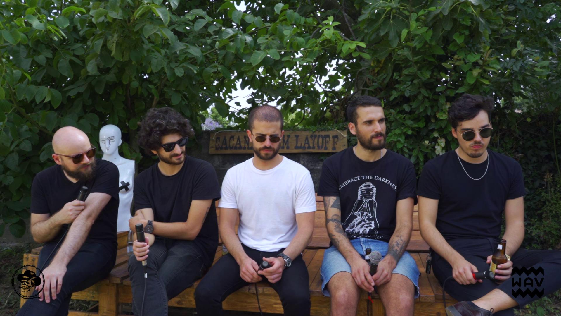 EVOKE COLLECTIVE x WAV apresentam Sacanas Sem Layoff - JUSEPH em Entrevista